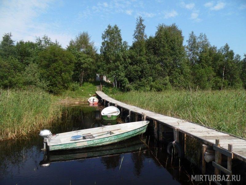 Рыболовная база «Бряус»