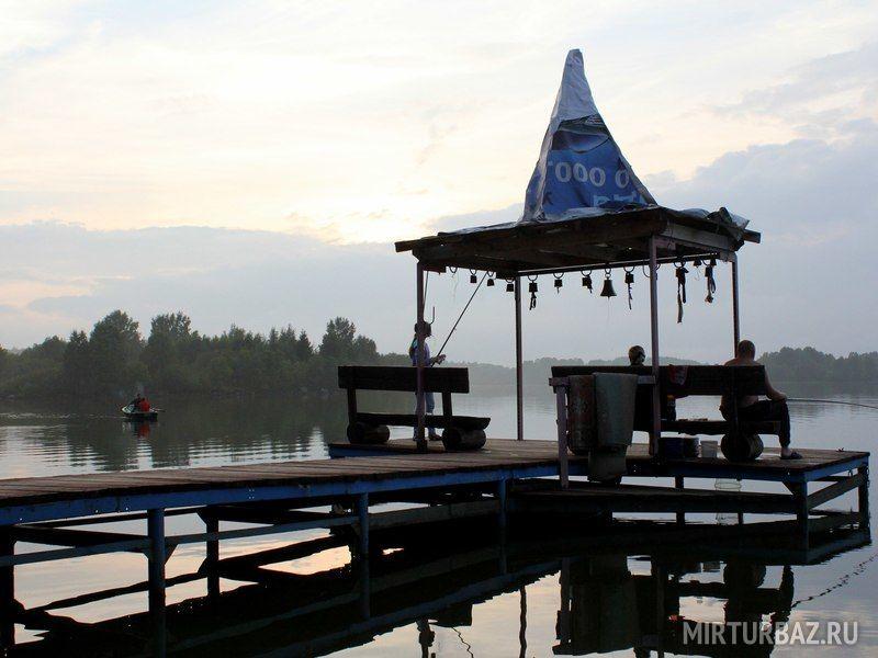 Турбаза «Святозеро-Важинская пристань»
