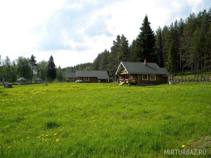 Турбаза «Карельский хутор»