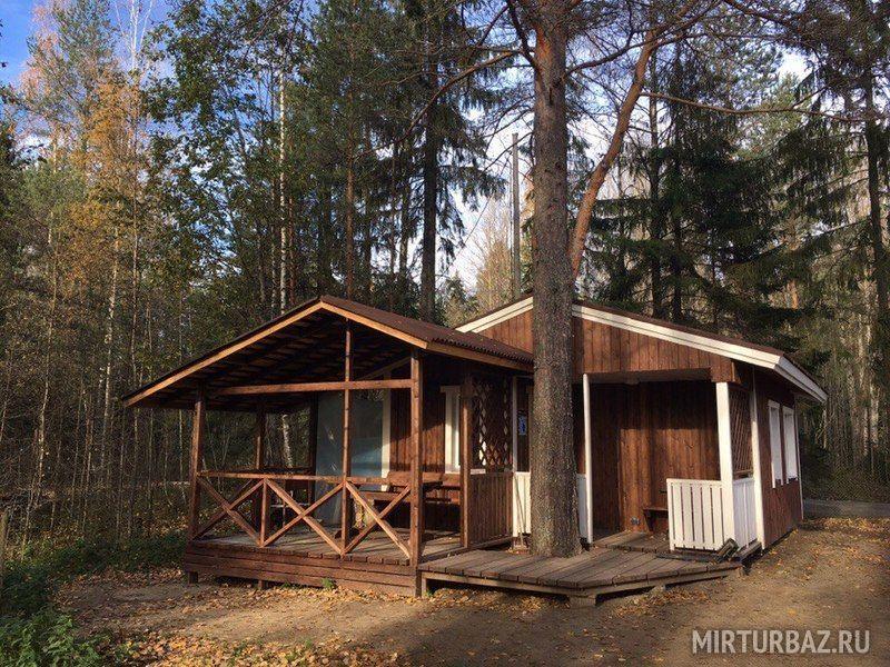 Гостевой дом «Домики на озере Янисъярви»