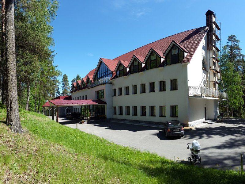 Гостиничный комплекс «Яккима»